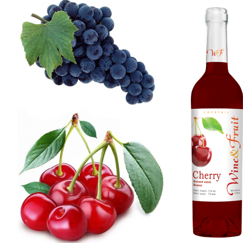Wine&Fruit Вишня