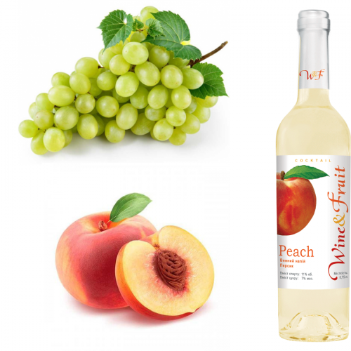 Wine&Fruit Персик